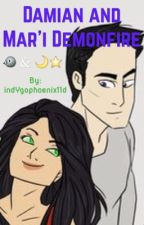 Damian and Mar'i Demonfire by indYgophoenix11d