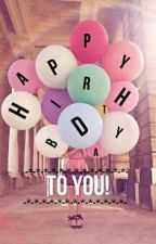 Vos anniversaires :3 by MarinaVii