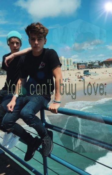 You can't buy love. (Sean Cavaliere und Jaden bojsen ff)