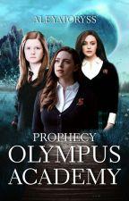 Olympus Academy by SunshineDark_2