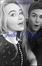 Jealous Meyer ?  by Angiebk05
