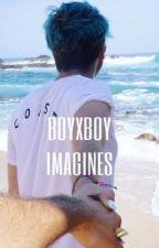 KPOP BOYXBOY IMAGINES by sulayyyx