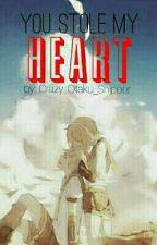You Stole My Heart ♥A Rin X Len Fanfiction ♥  by Crazy_Otaku_Shipper