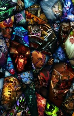 Here are the 38 Types of DotA Players