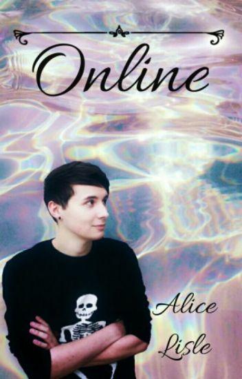 Online {Dan Howell X Reader}