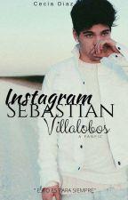 Instagram Sebastian Villalobos #CbllrsAwards  by Prettylettersmagic