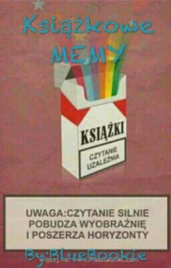 Książkowe MEMY