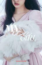 MY ICEGIRL by Mega_11