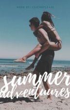 Summer Adventures by clicheplease