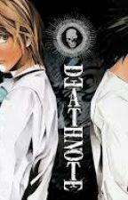 Death Note (Fanfiction) by ProductionRebellart