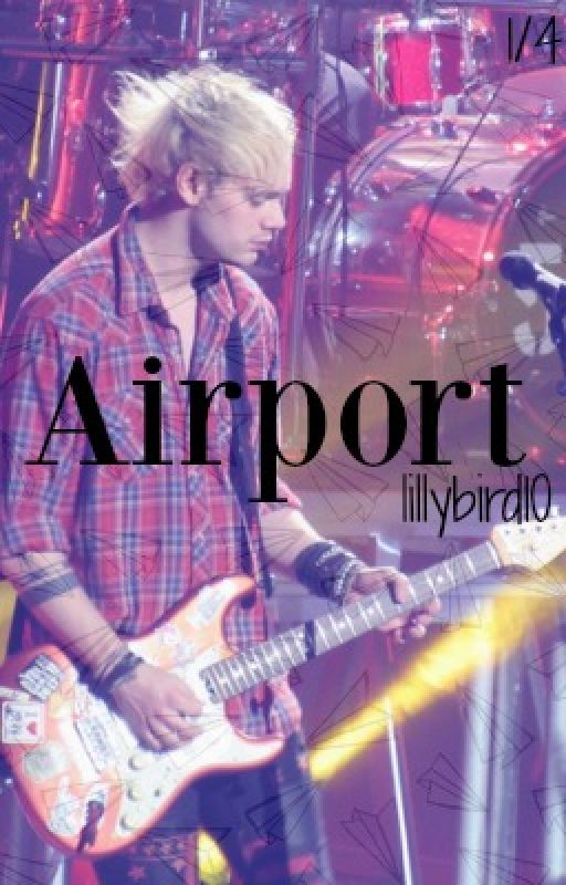 Airport (Michael Clifford) by lillybird10