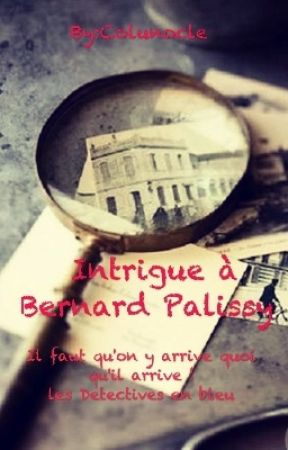 Intrigue à Bernard Palissy by Colunocle