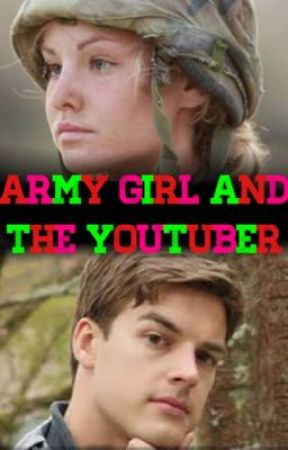 Army girl and the YouTuber < A MatPat Story> by CrazyPenguin424