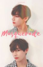The Masquerade || Kim Taehyung by jebaltaetae