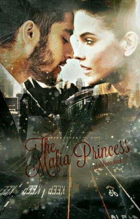 The Mafia Princess✔ by zejnova