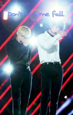Don't let me fall 2 || vkook by Stella_cometa_2000