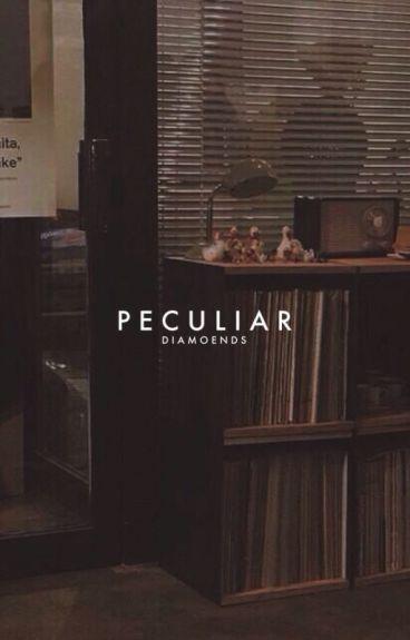 Peculiar | Jeon Jungkook (#Wattys2016)