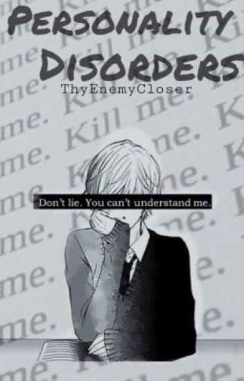 Personality Disorder (OHSHC) (boyxboy)