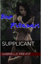 Blue Futanari (Futanari)(GirlxGirl) by GabriellePrevot