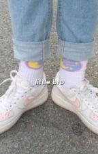 Little Bro|اخٌ اصغر≻ kth.jjk by -BunnyAlien