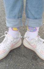 Little Bro|اخٌ اصغر≻ kth.jjk by -BunnyAlien