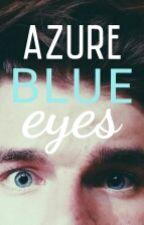 Azure blue eyes... by KoliBee