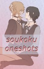 Soukoku Oneshots by nineteenninetysix_