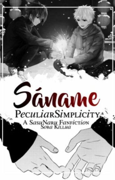 Sáname   SasuNaru  
