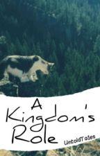 A Kingdom's Role ♕ Warriors Fantasy by UntoldTa1es