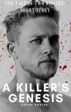 A Killer's Genesis: The Origin of Hamilton H. Hamilton || (short story) || by JosslynWho
