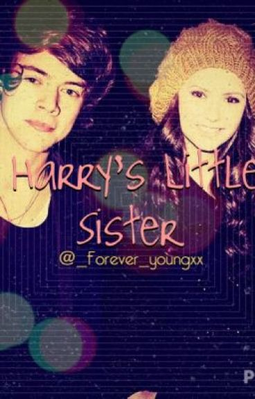 Harry's Little Sister