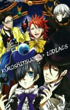 Kuroshitsuji » Zodiacs by _DanseMacabre_