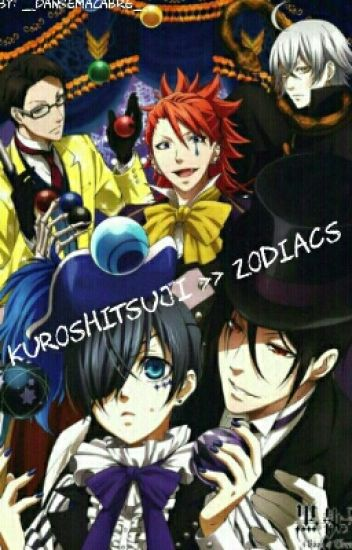 Kuroshitsuji » Zodiacs