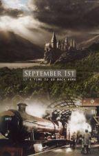 Albus Severus POtter y la profecía del tiempo by Ink_Dreamer_