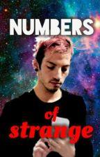 Numbers of strange (Josh Dun) by heavydirtyunicorn