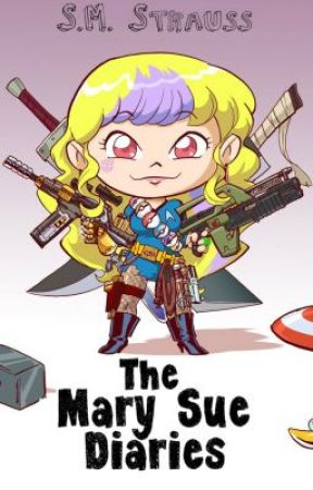 The Mary Sue Diaries by TagPanda