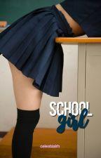 Schoolgirl ❀ mgc  by celestialrh