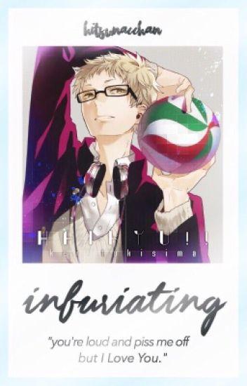 infuriating [Tsukishima Kei]