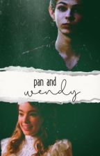 Pan and Wendy by ForeverA_FanGirl