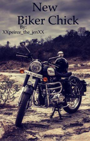 New Biker Chick by XXpeirce_the_jenXX