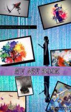 My Art Book by BridgetDiAngelo