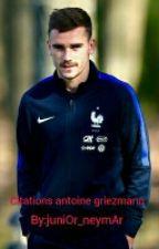 Citations Antoine Griezmann  by juniOr_neymAr