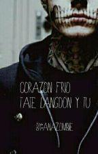 CorazónFrio // Tate Langdon Y Tu ❤ by AnaZombiie