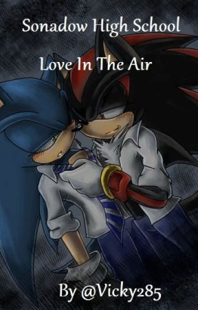 Sonadow High School - Love In The Air by Vicky285