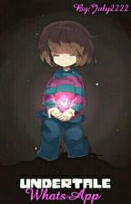 Undertale WhatsApp by -Jxxl-