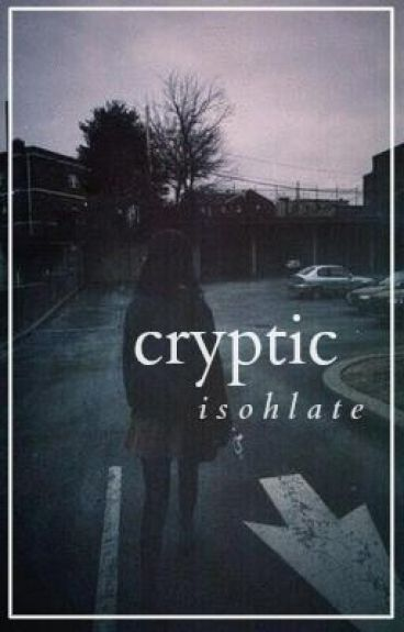 cryptic ⋙ calum hood