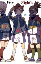 Five Night's In Inazuma by CarspisLuku