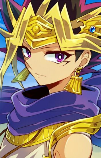 Atem X Reader ( The Pharaoh And The Slave)