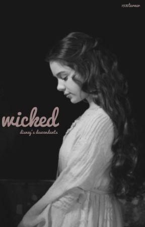 Wicked | Disney's Descendants  by littlemoon1975