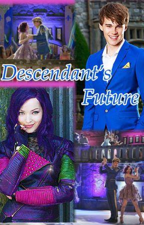Descendant's Future by ScarletWSilver